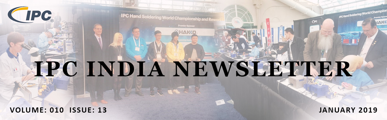 IPC India Newsletter January 2019